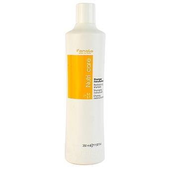Fanola Nutri Care Restructuring Shampoo 350ml/12oz