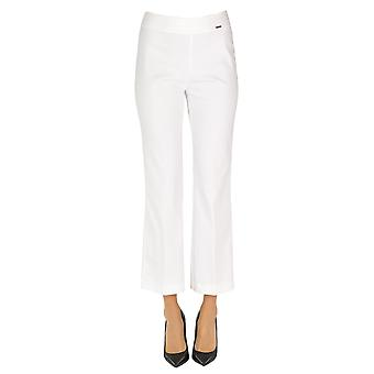 Nenette Ezgl266098 Women's White Cotton Pants