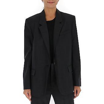 Isabel Marant ÉToile 19ave108119a017e02an Women's Grey Wool Blazer