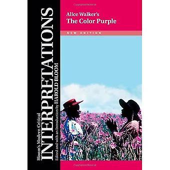 Alice Walker's farve lilla (moderne kritisk fortolkninger)