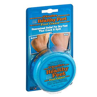 O'keeffe's for healthy feet daily foot cream, 2.7 oz