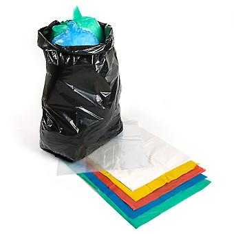 Weller Clear Recycled Refuse Sacks