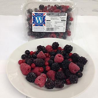 DC Williamson Frozen British Mixed Berries
