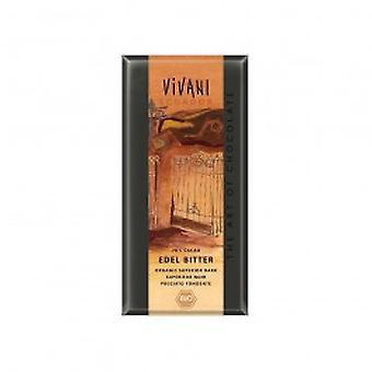 Vivani - Organic Ecudor Cocoa Dark Chocolate 100gx10