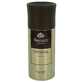 Yardley Original Deodorant Body Spray By Yardley London   543551 150 ml