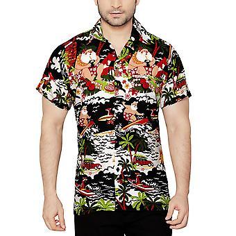 Club cubana men's regular fit classic short sleeve casual shirt ccx18