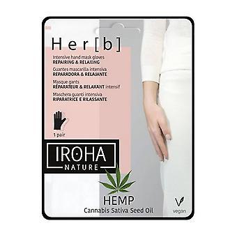 Hand Mask Cannabis Iroha