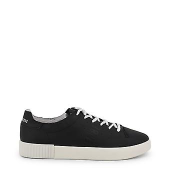 Man leather sneakers shoes b21623
