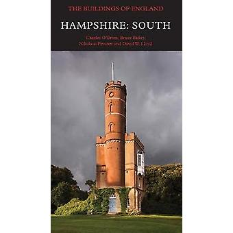 Hampshire - South by Charles O'Brien - 9780300225037 Book