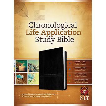 Chronological Life Application Study Bible-NLT by Tyndale House Publi