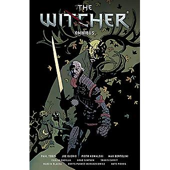 The Witcher Omnibus by Paul Tobin - 9781506713946 Book