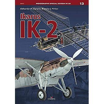 Ikarus Ik-2 by Aleksandar M Ognjevic - 9788366148628 Book