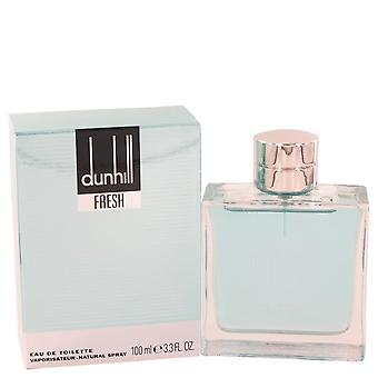 Dunhill Fresh Eau De Toilette Spray przez Alfred Dunhill 3,4 uncji Eau De Parfum Spray