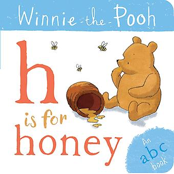 WinniethePooh H is for Honey an ABC Book by Egmont Publishing UK