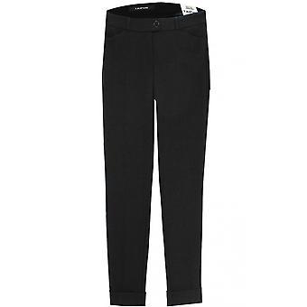 Taifun Black Tailored Trousers