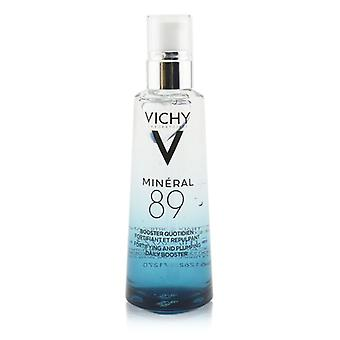 Vichy Mineral 89 Fortifying & Plumping Daily Booster (89% Mineralizing Water + Hyaluronic Acid) 75ml/2.5oz