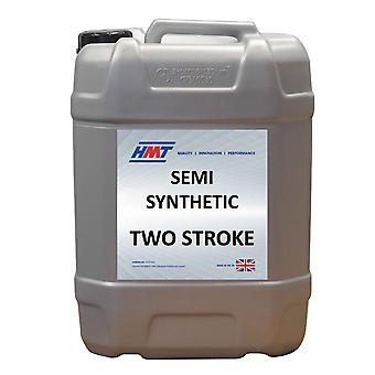 HMT HMTM222 Semi Synthetic Two Stroke Oil - 20 Litre Plastic