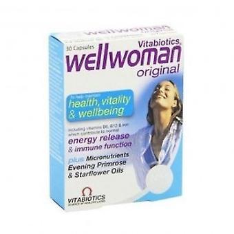 Vitabiotics - Wellwoman 30 capsule