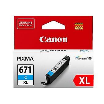Canon Extra stor bläcktank för Mg5760Bk Mg6860 Mg7760