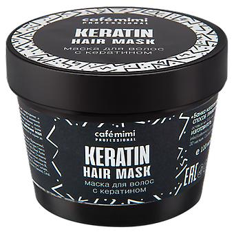 Cafe Mimi Keratin Hair Mask 110 ml