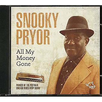 Snooky Pryor - Work with Me Annie [CD] USA import