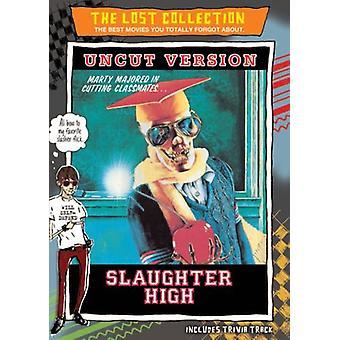Slachten hoog [DVD] USA import