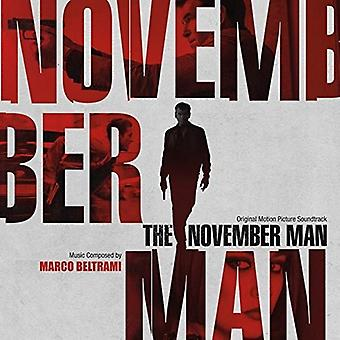 Marco Beltrami - November Man [CD] USA import