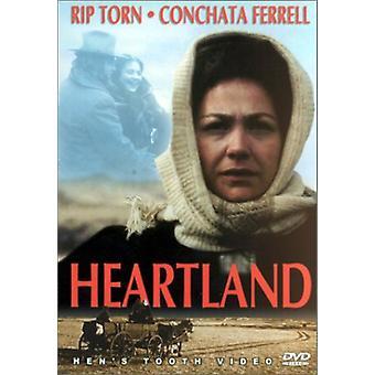 Heartland [DVD] USA import