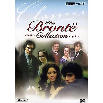 The Bronte Collection [3 Discs] [DVD] USA import
