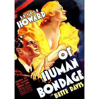 Del Bondage humano (1934) [DVD] los E.e.u.u. la importación