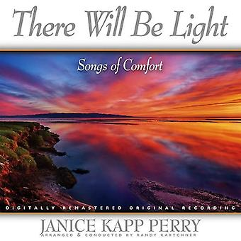 ジャニス カップ ・ ペリー - そこにある光 [CD] USA 輸入