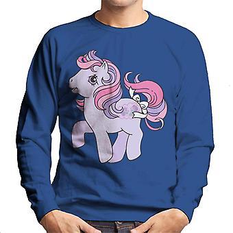 My Little Pony Talk A Lot Men-apos;s Sweatshirt