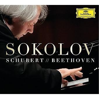Grigory Sokolov - Schubert & Beethoven [DVD] USA import