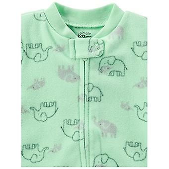 Simples Joys por Carter's Baby 2-Pack Fleece Footed Sleep and Play