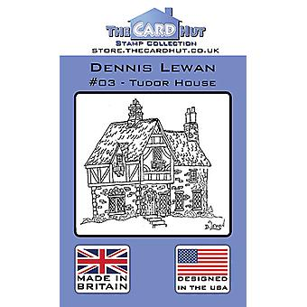 The Card Hut Tudor House Clear Stamps