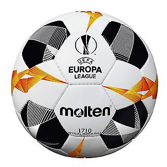 Gesmolten UEFA Europa League 2019/20 Officieel 1710 Replica Voetbal Wit/Zwart