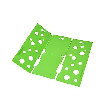 Lazy Clothes Fold Artifact Green 40x16.5cm