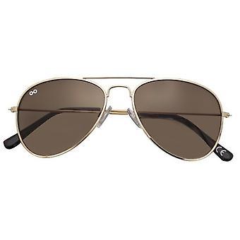 Sonnenbrille Damen  Ann  kat. 3 pilot gold/braun