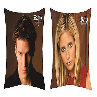 Tyyny Buffy Vampyyri Tappaja Angel Muotokuva Reversibl pil-buff-ab1