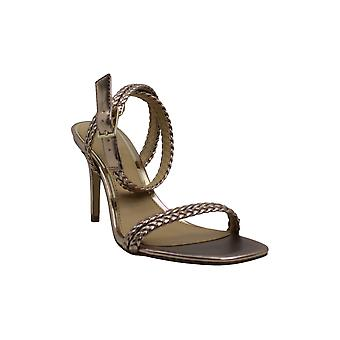 BADGLEY MISCHKA Women's Shoes sprinkle Open Toe Special Occasion Ankle Strap ...