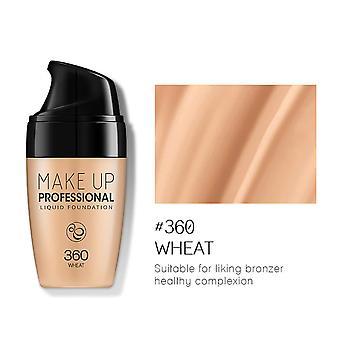 Face Liquid Foundation Bb Cream Concealer Moisturizer Oil-control Whitening