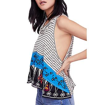 Free People | North South Embroidered Tank Top