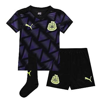Puma Babies Newcastle United Third Baby Kit 2020/21 Football Jersey Short Socks