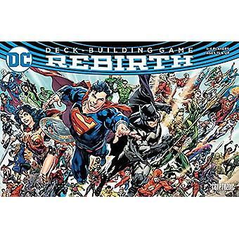 DC Comics Deck-Building Game Rebirth