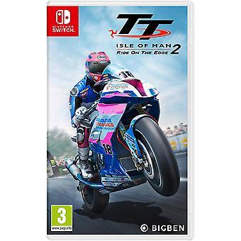 TT Isle of Man Ride op de Edge 2 Nintendo Switch Game