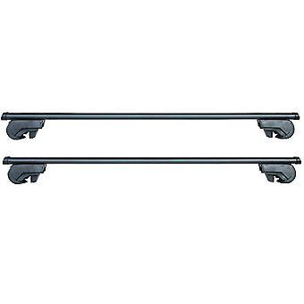 roof rack set for various models black