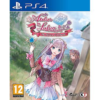 Atelier Lulua The Scion of Arland PS4 Jeu