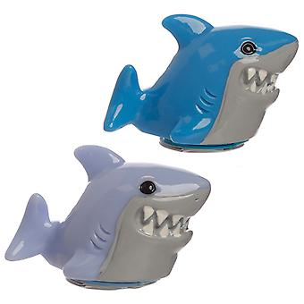 Funky Lip Balm - Shark Cafe Shaped Holder X 1 Pack