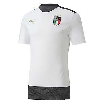 2020-2021 إيطاليا عارضة تي (أبيض)