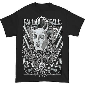 Fall City Fall Many Masters T-shirt